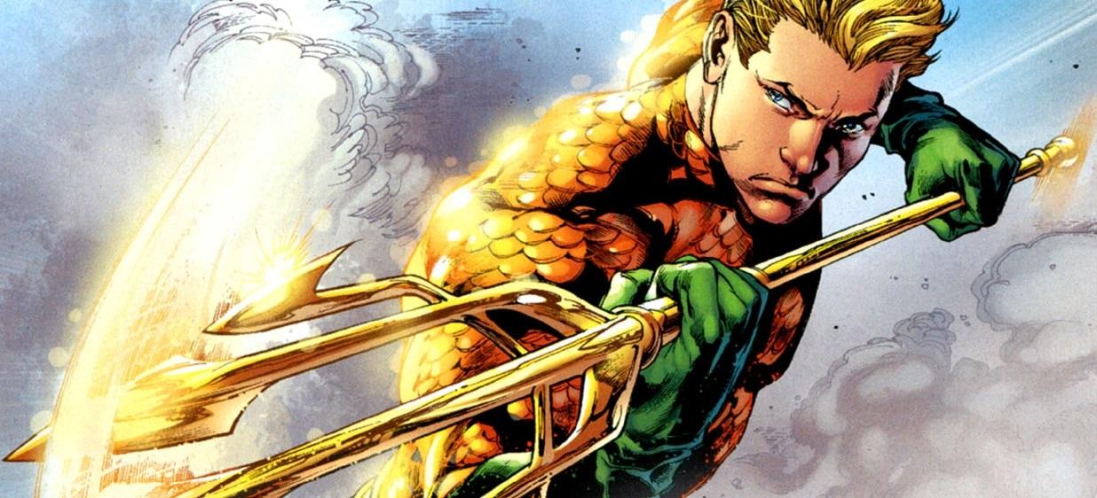 Kto stvárni Aquamana?