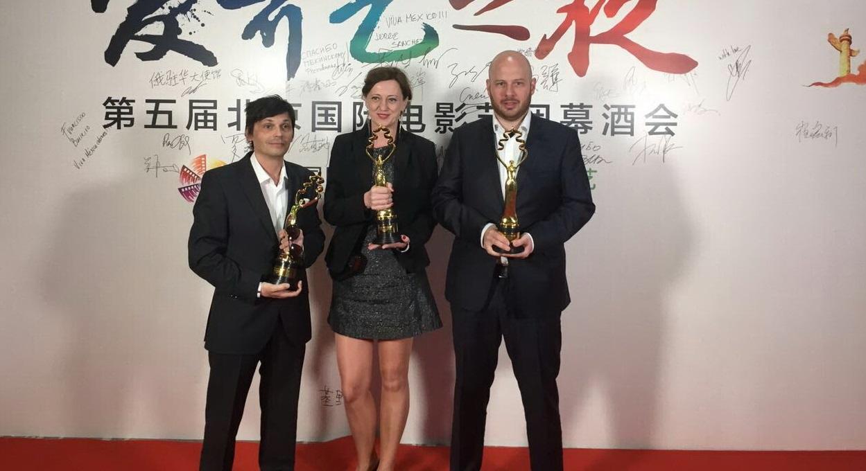 Vojtekov film Deti získal v Pekingu tri ceny od Luca Bessona
