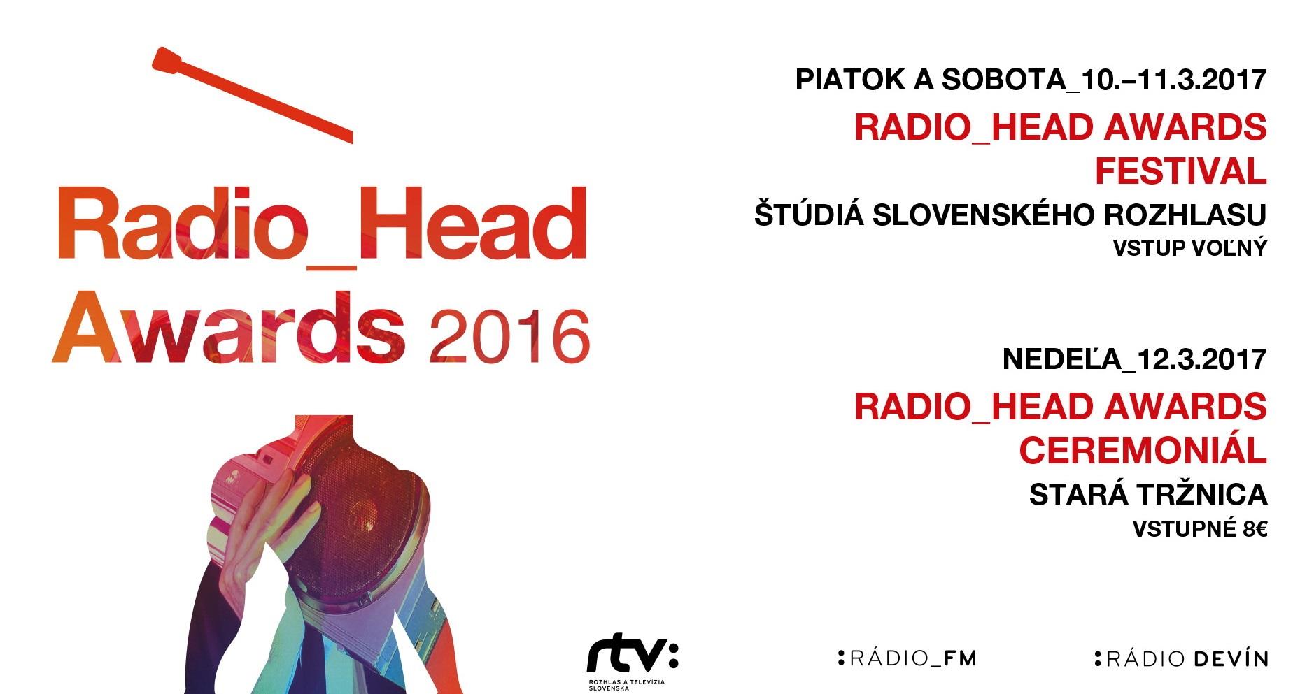 Radio_Head Awards festival prinesie kvalitnú slovenskú hudbu
