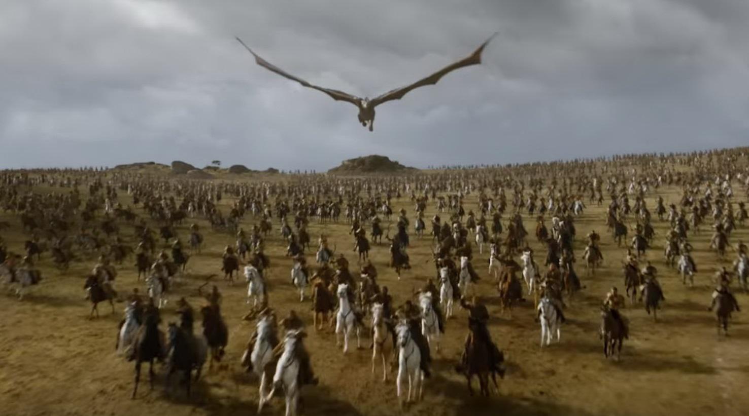 Trailer na 7. sériu Game of Thrones prezrádza ďalšie epické bitky