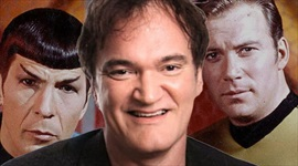Quentin Tarantino pravdepodobne nakrúti ďalší diel Star Treku