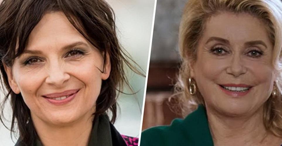 Juliette Binoche a Catherine Deneuve sa po prvýkrát objavia v spoločnom filme