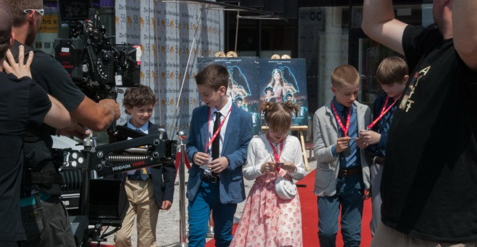 Nakrúcali prvé zábery nového rodinného seriálu Kriminálka 5. C