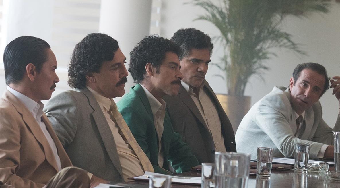 Escobar je zhutnený Pablov život do 123 minút