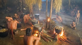Každý potrebuje svoj kmeň. Novinka Pavla Barabáša prichádza do kín