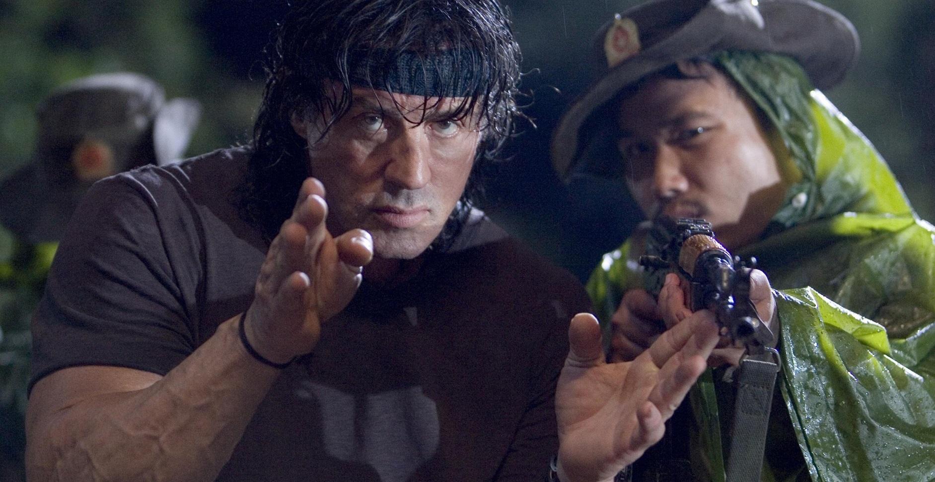 Rambo naberá nové ženské hrdinky do svojho tímu v akcii číslo 5.