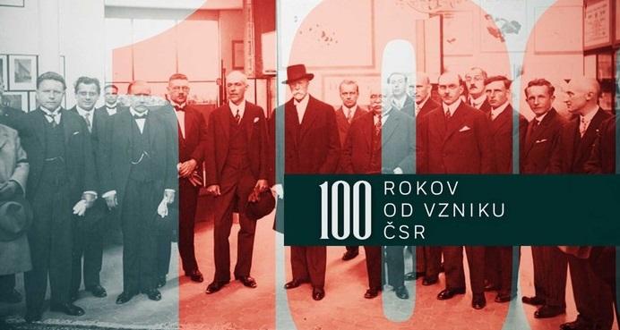 Program RTVS k 100. výročiu vzniku Československa