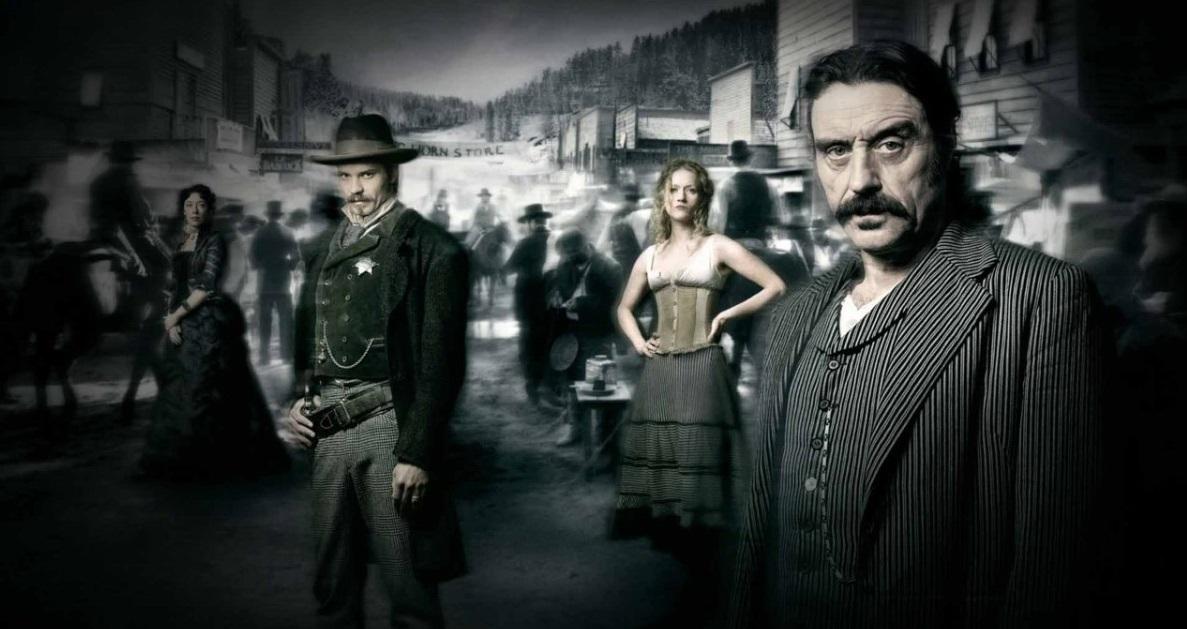 HBO chystá filmovú verziu seriálu Deadwood