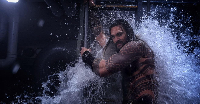 Aquaman je aktuálnou jednotkou slovenských kín
