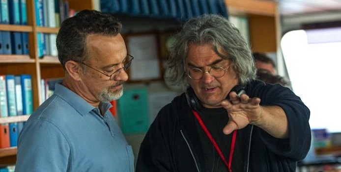 Paul Greengrass a Tom Hanks opät spoja sily