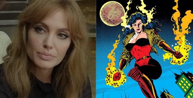 Angelina Jolie by si mala zahrať v Marvelovke