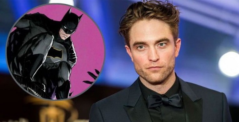 Novým Batmanom sa môže stať Robert Pattinson