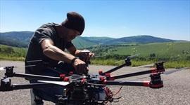 Prvý slovenský dron pre filmárske účely, cieľom je presadiť ho na svetovom trhu
