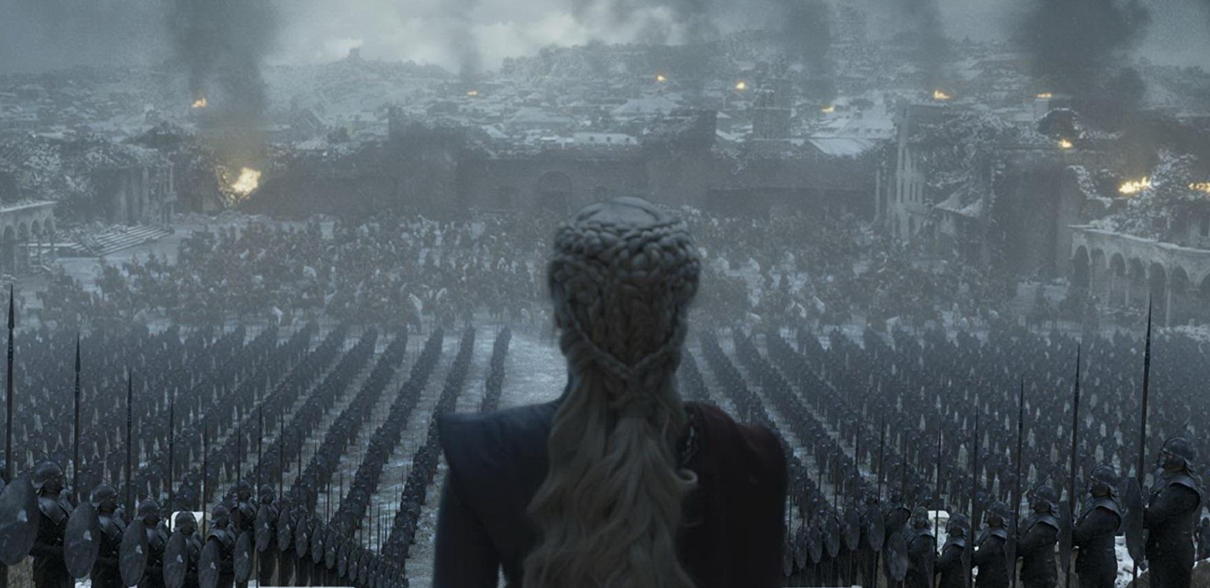 Zhrnutie Game of Thrones: Kto si vzal Železný trón?