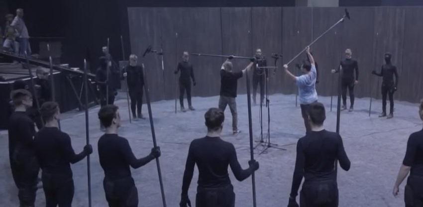 Nero a Seneca - začalo sa nakrúcanie nového televízneho filmu RTVS