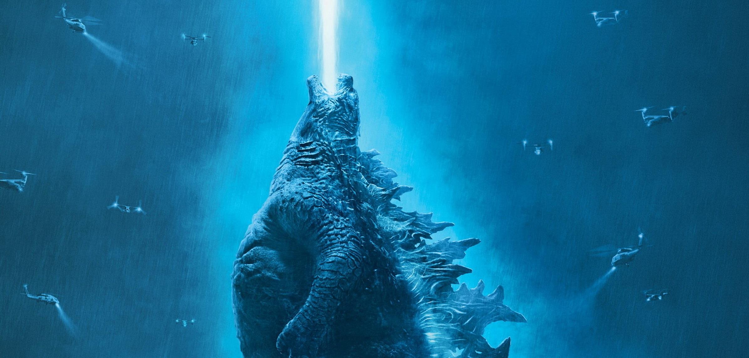 Nakrúcanie veľkofilmu Godzilla II: Kráľ monštier  bolo plné humoru