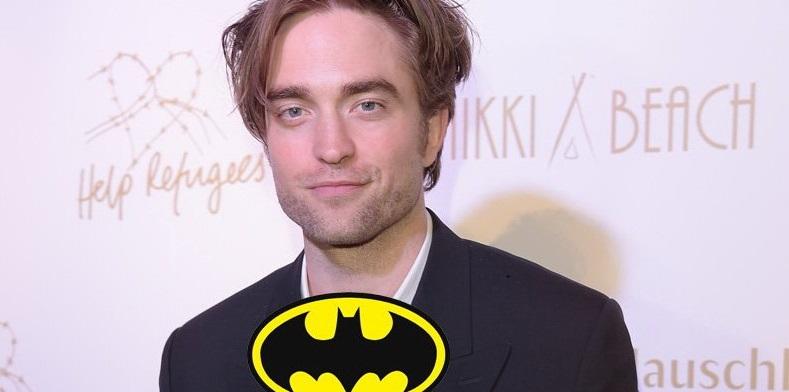 Pattinson je Batman!