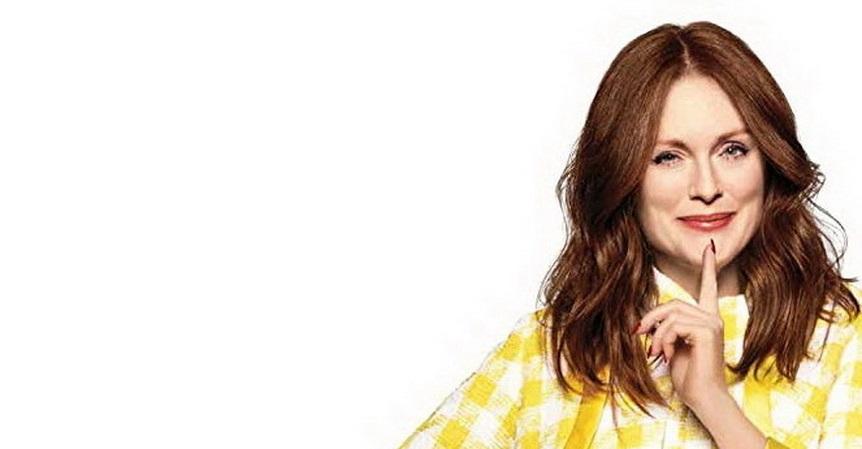 Festival v Karlových Varoch privíta americkú herečku Julianne Moore