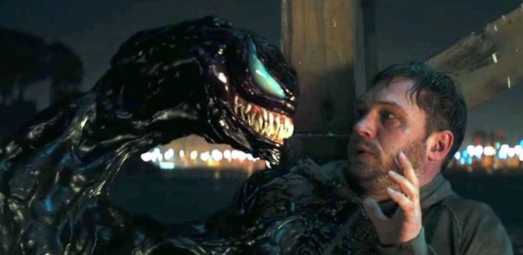 Venom sa dočká sequelu, vráti sa aj Tom Hardy