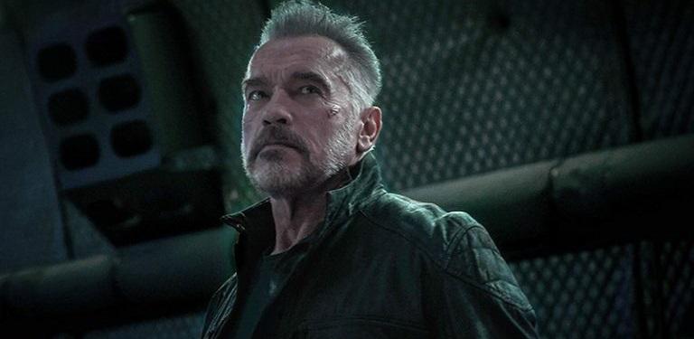 Arnie na Comic-Cone s novým Terminátorom