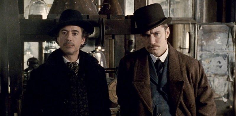 Zo Sherlocka Holmesa bude trilógia