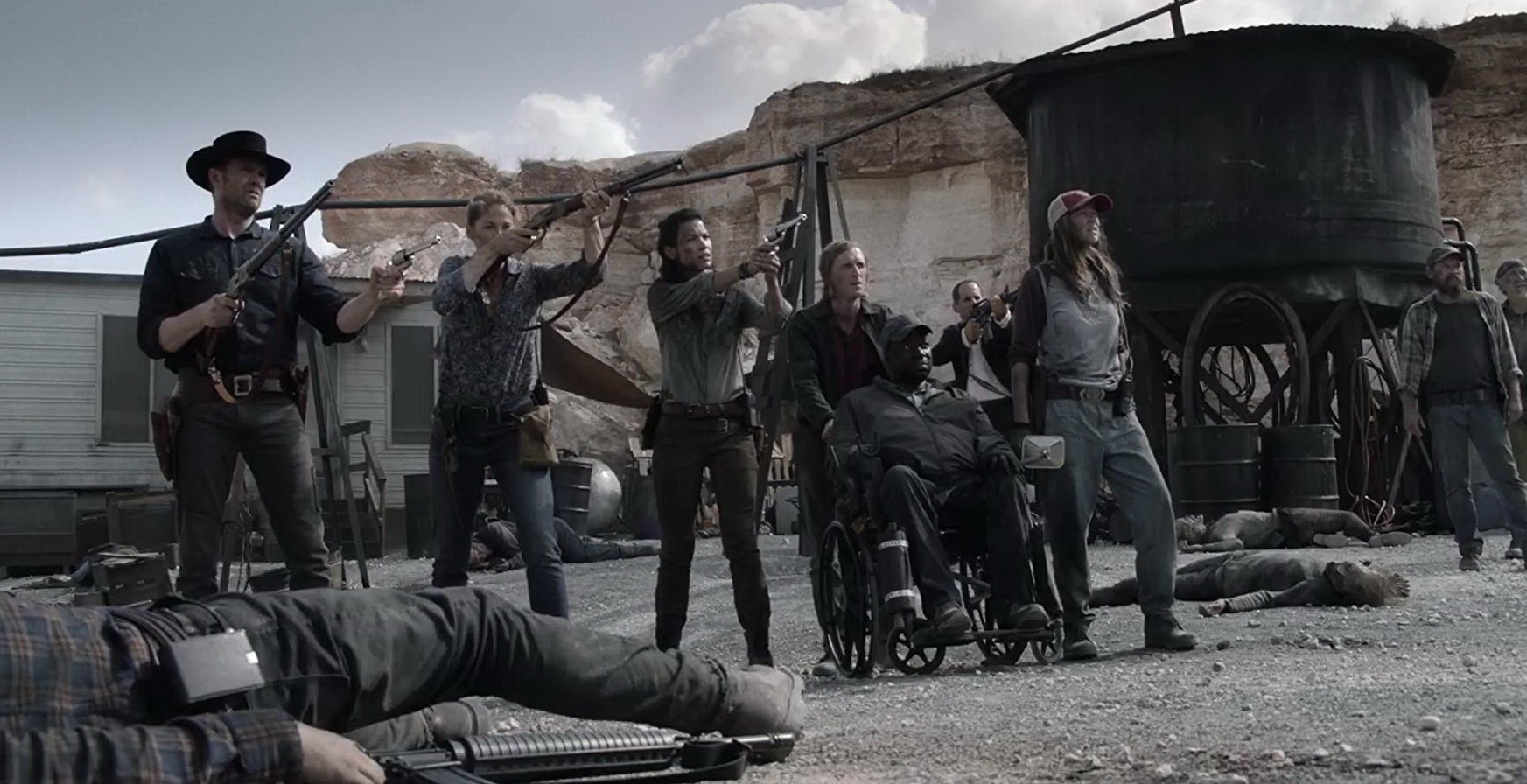 Druhá polovica 5. série Fear the Walking Dead štartuje už v auguste