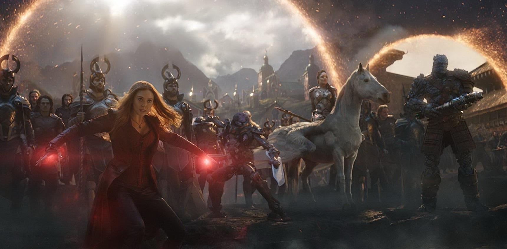 Avengers: Endgame je najzárobkovejším filmom histórie
