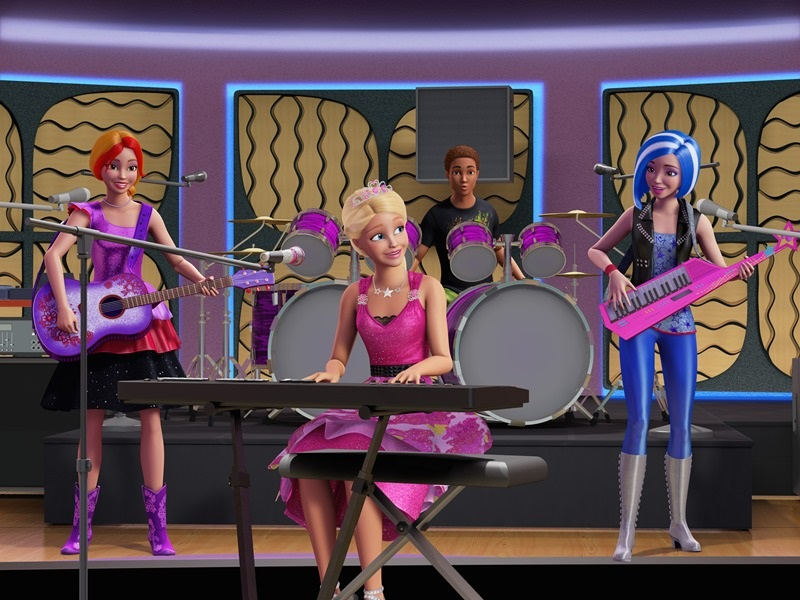 Barbie in Rock´n Royals