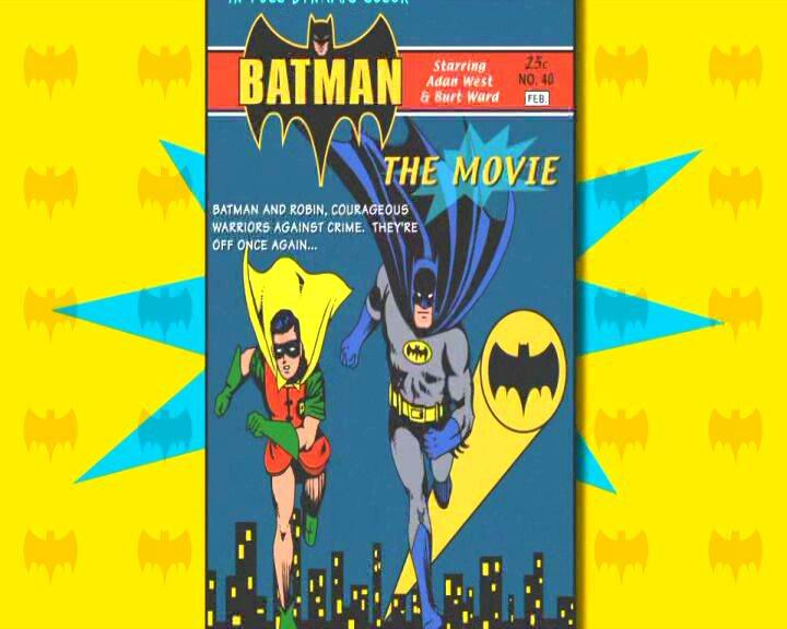 Batman: The Movie - Holy DVD!