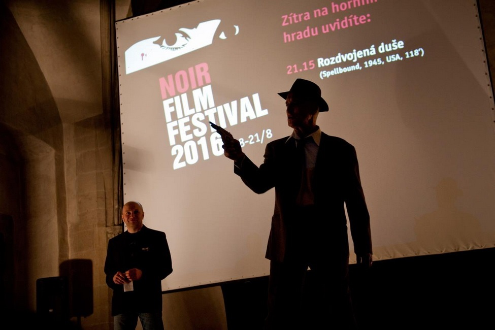 Noir Film Festival 2016 – útek do San Francisca